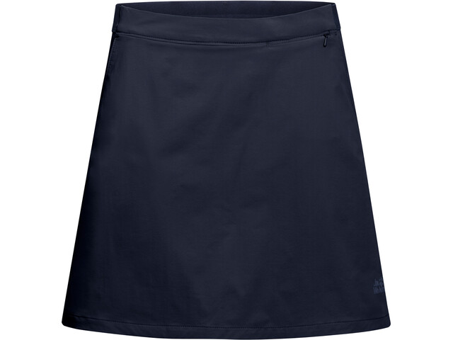 Jack Wolfskin Hilltop Trail Skort Women midnight blue